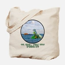 That Was Today Tote Bag