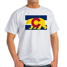 Calirado Republic Flag 4 T-Shirt