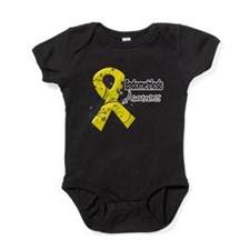 Endometriosis Awareness Baby Bodysuit