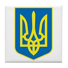 Ukraine Tile Coaster