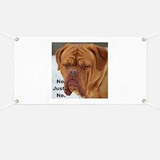 Dour Dogue No. Banner