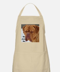 Dour Dogue No. Apron