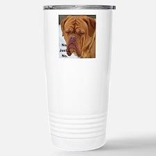 Dour Dogue No. Travel Mug