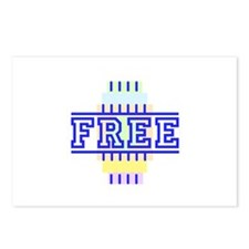 FREE Postcards (Package of 8)