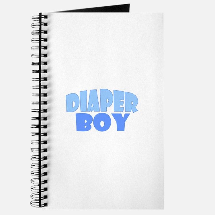 Diaper Boy Journal