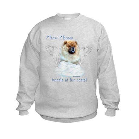 Chow Angel Kids Sweatshirt