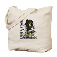 Endometriosis Take a Stand Tote Bag