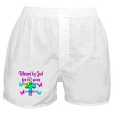 REJOICING 50TH Boxer Shorts