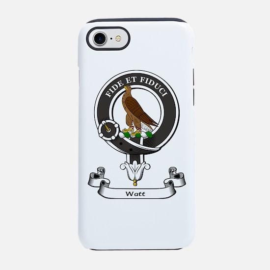 Badge-Watt iPhone 7 Tough Case