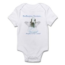 Bedlington Angel Infant Bodysuit