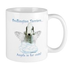 Bedlington Angel Small Mug