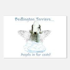 Bedlington Angel Postcards (Package of 8)