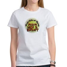 Plays Like A Beast Fastpitch Softball Tee