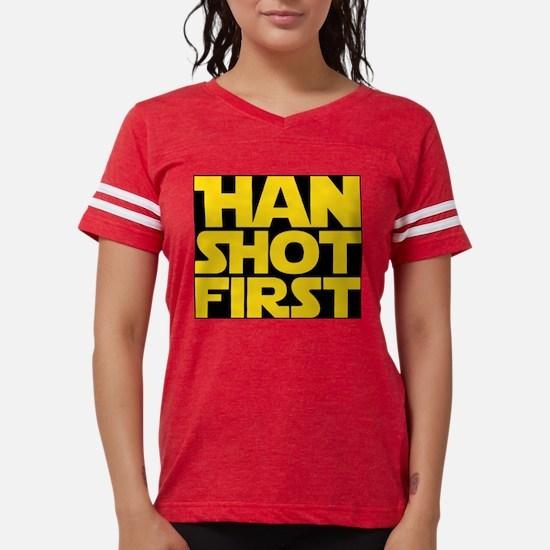 HanShotFirstYonB.jpg T-Shirt