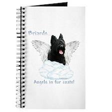 Briard Angel Journal