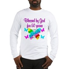 DELIGHTFUL 50TH Long Sleeve T-Shirt
