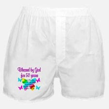 DELIGHTFUL 50TH Boxer Shorts