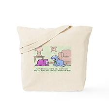 Krazy Cat Tote Bag