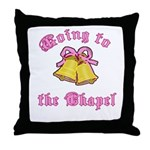 Wedding Bells Throw Pillow