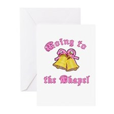 Wedding Bells Greeting Cards (Pk of 10)