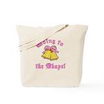 Wedding Bells Tote Bag