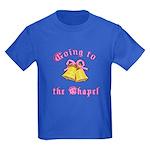 Wedding Bells Kids Dark T-Shirt