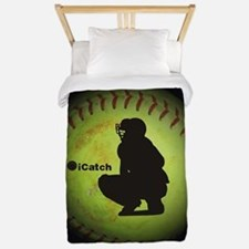 Icatch Fastpitch Softball Twin Duvet