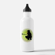 iCatch Fastpitch Softball Water Bottle