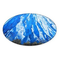 Mount Ngauruhoe  Decal
