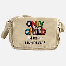 ONLY CHILD Messenger Bag