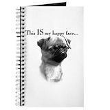 Brussels griffon Journals & Spiral Notebooks