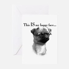 Brussels Happy Greeting Cards (Pk of 10)