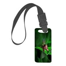 Leaf Fairy iphone 5 case Luggage Tag