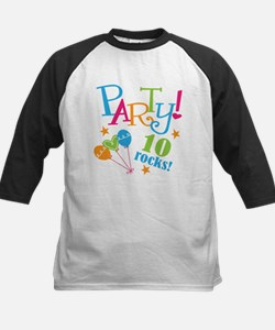 10th Birthday Party Tee