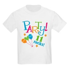 11th Birthday Party T-Shirt