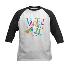 11th Birthday Party Tee