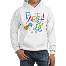 13th Birthday Party Hoodie