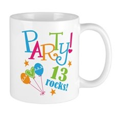 13th Birthday Party Mug