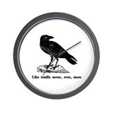 Literary Wall Clocks