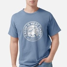 bacon is meat candy4 T-Shirt