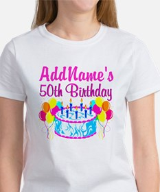 50TH PARTY Tee