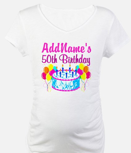 50TH PARTY Shirt