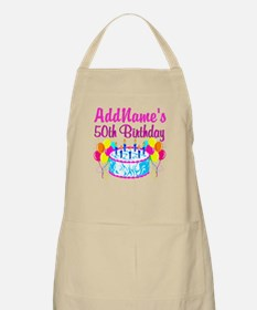 50TH PARTY Apron