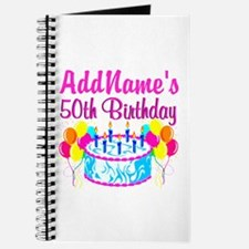50TH PARTY Journal