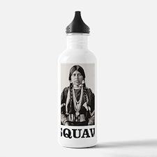 Unique Brave woman Water Bottle
