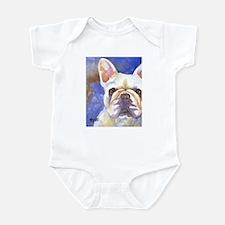 French Bulldog #2 Infant Bodysuit