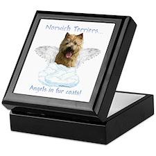 Norwich Angel Keepsake Box