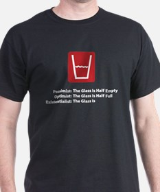 Existentialist Glass T-Shirt