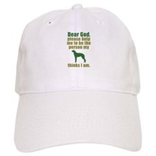 Scottish Deerhound Baseball Cap