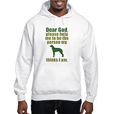 Scottish Deerhound Hoodie